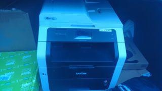 Impresora multifunción Laser Color Wifi