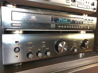 Amplificador integrado DENON PMA-700AE