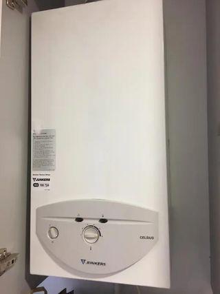 Calentador estanco 14 litros JUNKERS CELSIUS WT14
