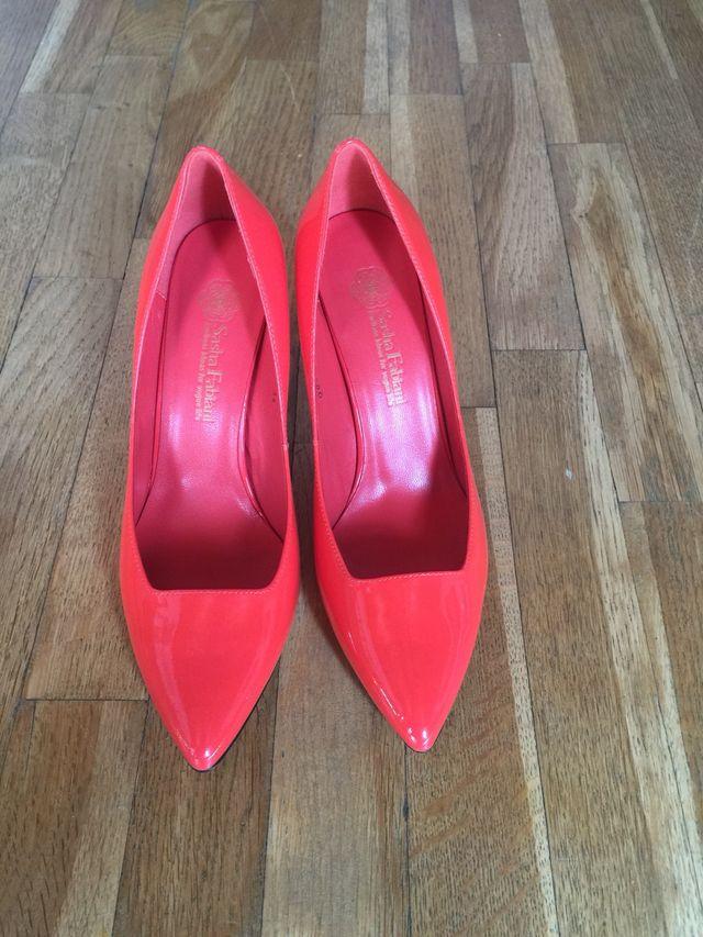 zapatos tacon mujer ,38