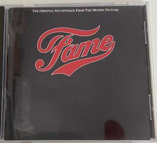 CD BSO Fame - Fama