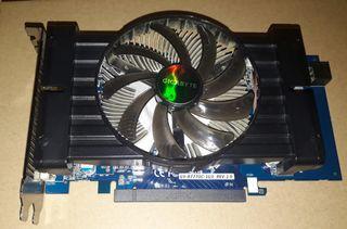 Tarjeta Gráfica AMD Gigabyte Radeon HD 7770 OC 1G