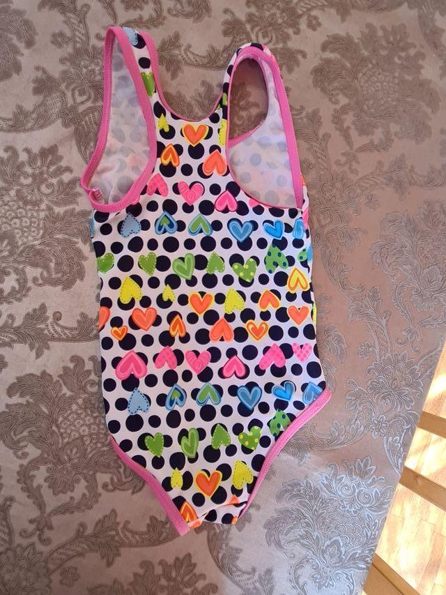 short,vestido, camisetas, bañador niña 3-4años