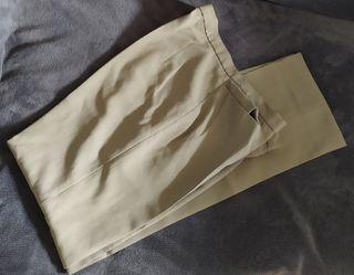 Pantalón Vestir Zara