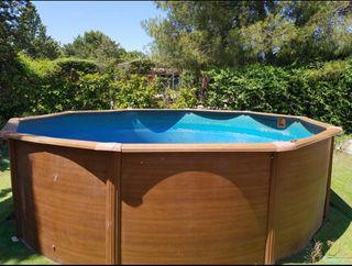 Liner para piscina desmontable Gre redonda