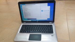 portatil i7 hp 15pulgadas hdmi disquetera