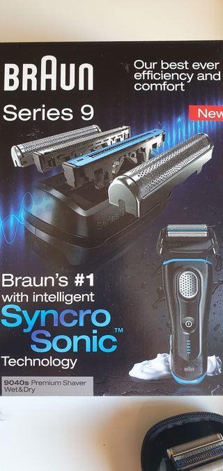 Braun 9040s