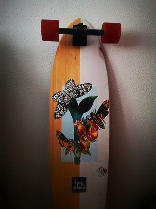 Longboard skate surf
