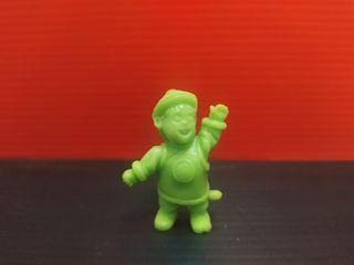 figura dragon ball son gohanda verde