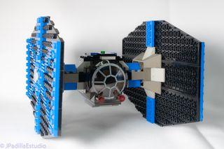 Lego Star Wars Tie Fighter 7146