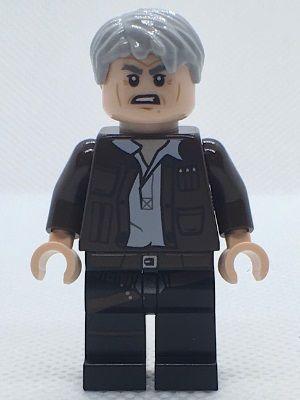LEGO STAR WARS MINIFIGURA - HAN SOLO 841