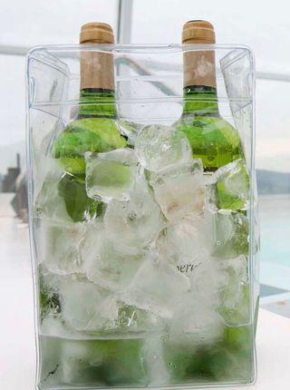 Cubitera 2 botellas