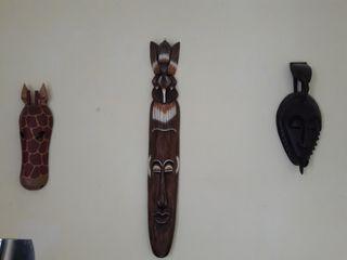 Mascaras decoración