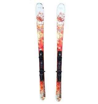 Esquís de travesía