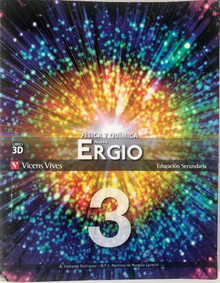 Libro Fisica y Química. 3 de la ESO. Vicens Vives.