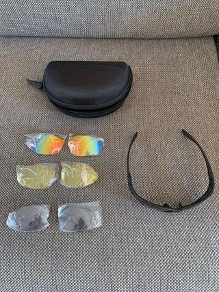 Gafas bici