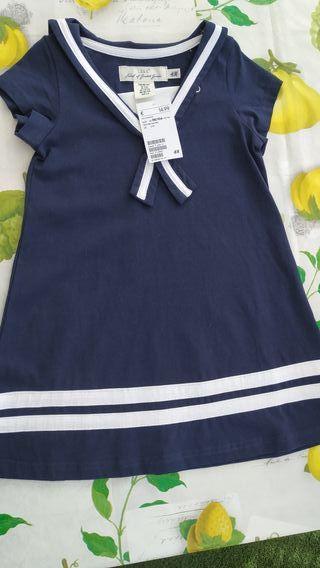 NUEVO, vestido marinero