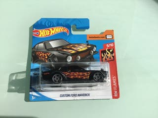 Hot wheels Ford Maverick Custom