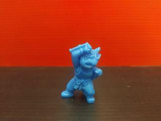 figura dunkin dragon ball goku azul