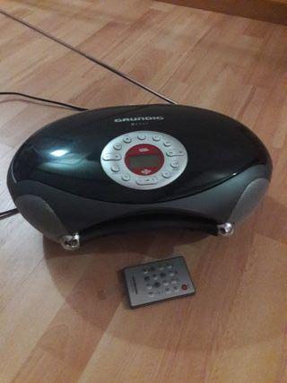 reproductor cd radio usb