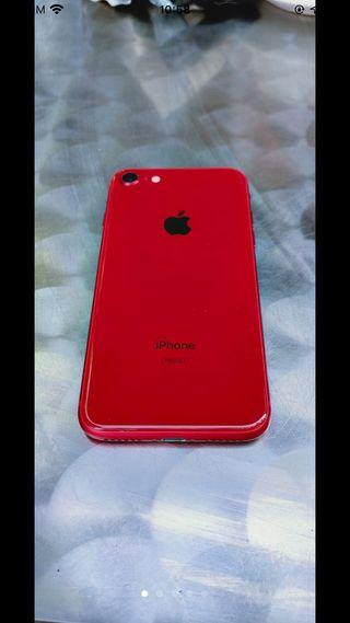iPhone 8 rojo 64GB