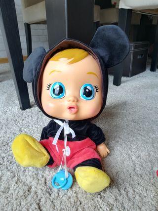 Bebés llorones Mickey juguetes