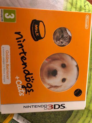 Videojuego Nintendogs +Cats