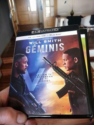 blueray 4k Geminis