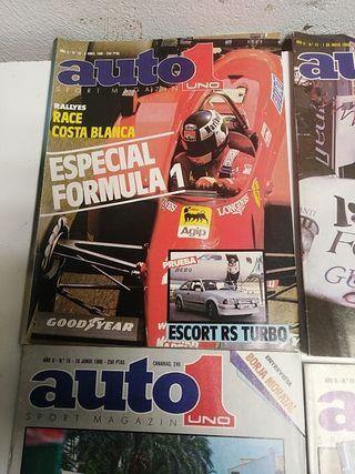 revistas se Auto1 año 1986