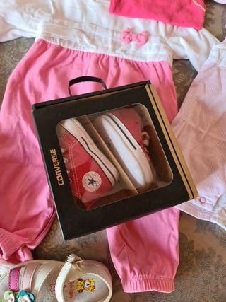 ropa bebe de 1-3 meses