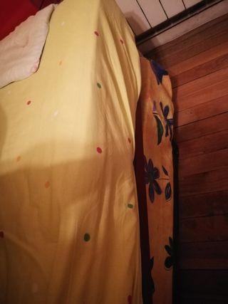 cama nido 2 colchones 90 cm