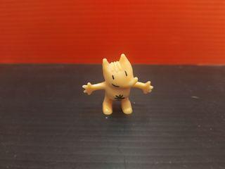 figurita de goma pvc cobi comansi
