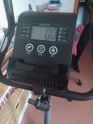 bicicleta estatica tunturi b40