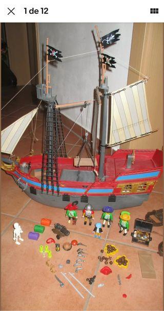 barco galeon playmobil