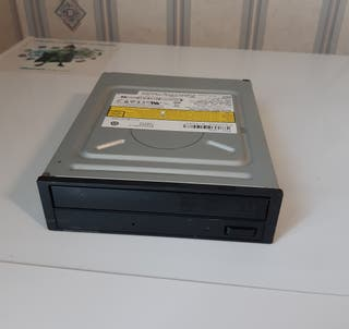 grabadora de DVD graba y reescribe