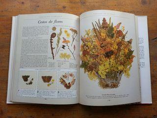 Libro El arte de prensar flores