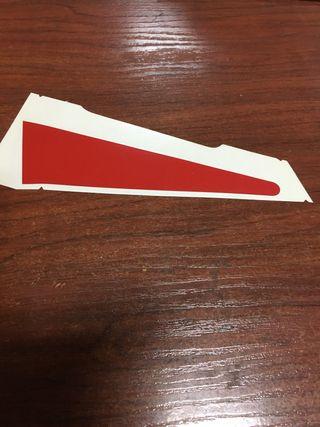 Pegatina adhesivo Honda CBR 1000