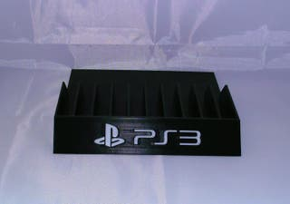 Organizador de videojuegos PS3