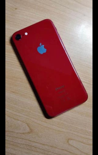 iPhone 8 rojo/red edition