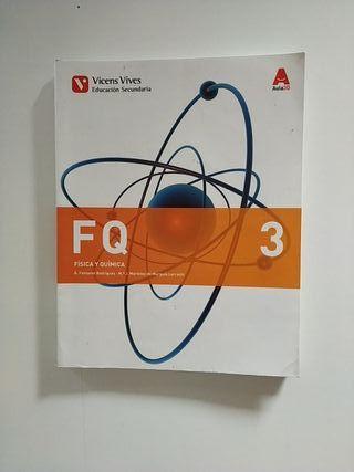 Libro física y química 3° de la eso, Vicens vives