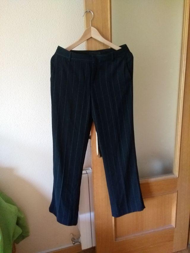 pantalón de vestir talla 28