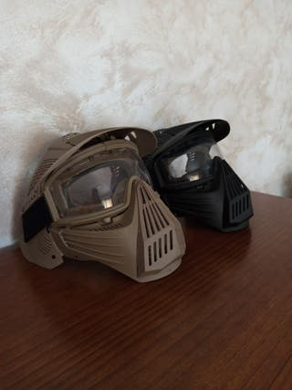 máscaras airsoft