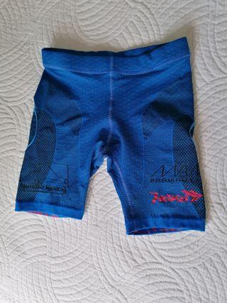 Pantalon HOKO talla S. Estampacion Aloñako igoera