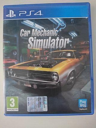 Videojuego Car Mechanic Simulator