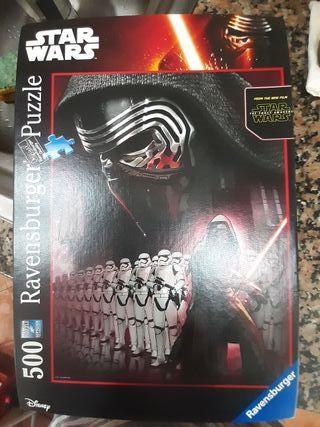 Puzzle Star Wars 500 piezas