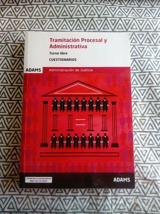 LIBRO CUESTIONARIOS TRAMITACIÓN PROCESAL