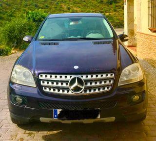 Se vende Mercedes-Benz ML 320 CDI Automático