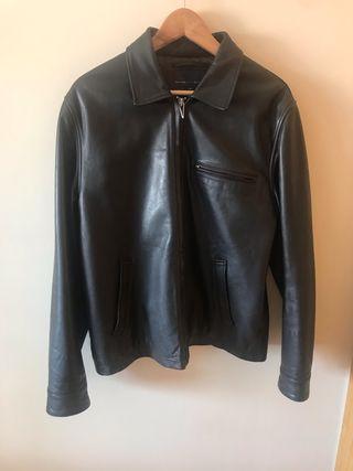 Chevignon chaqueta de cuero