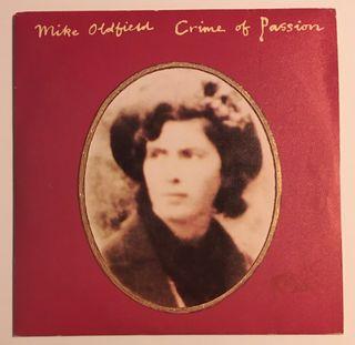 MIKE OLDFIELD Crime of passion Disco Vinilo Single