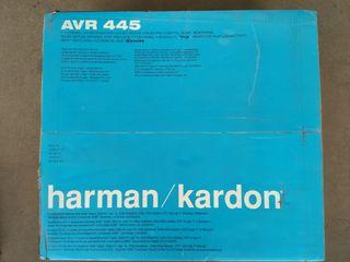 Amplificador Harman Kardon AVR 445 7.1